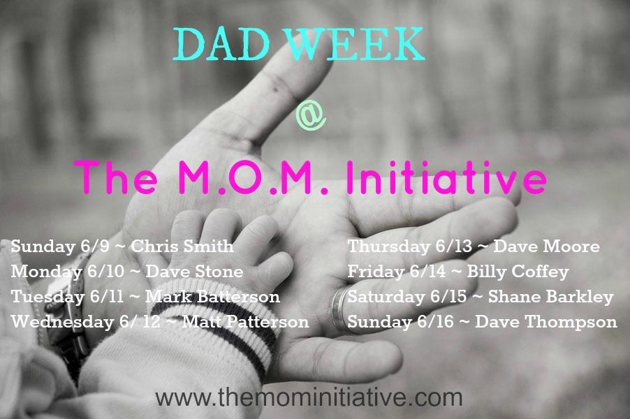 Dad Week Graphic