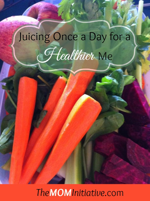 Juicing for a Healthier You at The M.O.M. Initiative